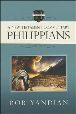 Philippians: A New Testament Commentary  -     By: Bob Yandian