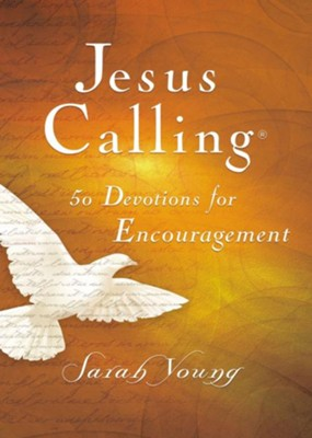 Jesus Calling 50 Devotions for Encouragement  -     By: Sarah Young