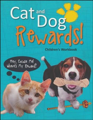 Cat and Dog Rewards! Children's Workbook (Elementary Year 2)  -     By: Elise Sjogren, Bob Sjogren