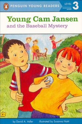 Baseball Mystery     -     By: David A. Adler     Illustrated By: Susanna Natti