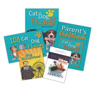 Cat and Dog Rewards! Year 2 Elementary Complete Kit   -