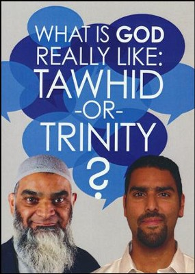 What is God Really Like: Tawhid or Trinity? - DVD   -     By: Nabeel Qureshi