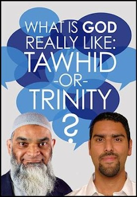 What is God Really Like: Tawhid or Trinity - CD   -     By: Nabeel Qureshi