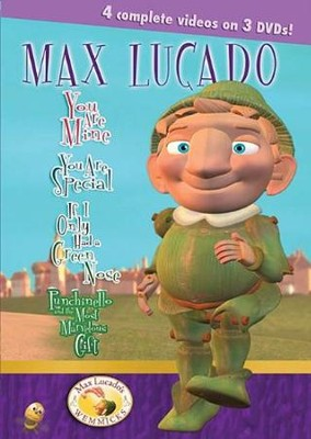 The Wemmicks DVD Collection   -     By: Max Lucado