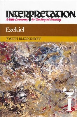 Ezekiel: Interpretation: A Bible Commentary for Teaching and Preaching  (Hardcover)  -     By: Joseph Blenkinsopp