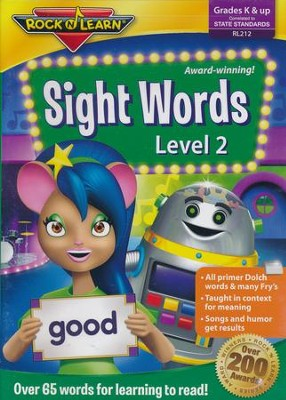 Sight Words Level 2   -
