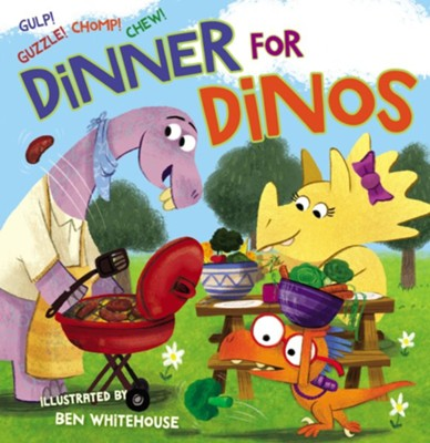 Dinner for Dinos  -     By: Ben Whitehouse