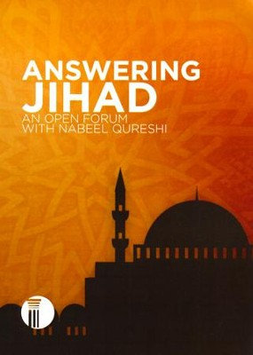 Answering Jihad: An Open Forum with Nabeel Qureshi, DVD   -     By: Nabeel Qureshi