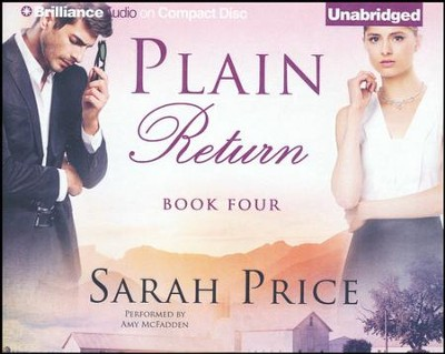 #4: Plain Return - unabridged audio book on CD  -     Narrated By: Amy McFadden     By: Sarah Price