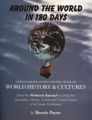 Around the World in 180 Days Teacher's Edition   -     By: Sherrie Payne