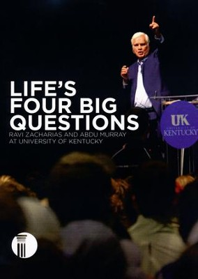 Life's Four Big Questions: Ravi Zacharias and Abdu Murray at  the University of Kentucky, DVD  -     By: Ravi Zacharias