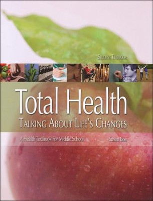 Total Health Middle School, Student Softcover   -     By: Susan Boe
