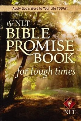 The NLT Bible Promise Book for Tough Times  -     By: Ronald A. Beers
