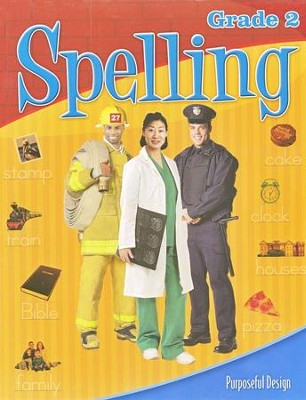 Spelling Grade 2 Student Edition Revised  -