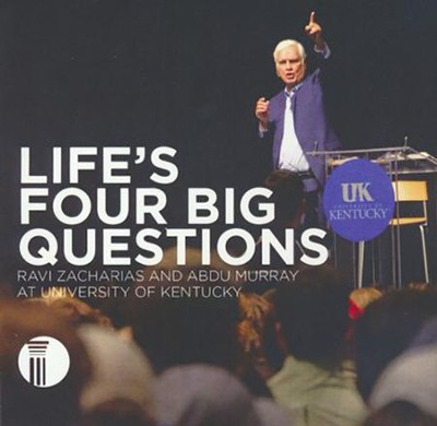 Life's Four Big Questions: Ravi Zacharias and Abdu Murray at the  University of Kentucky, CD  -     By: Ravi Zacharias