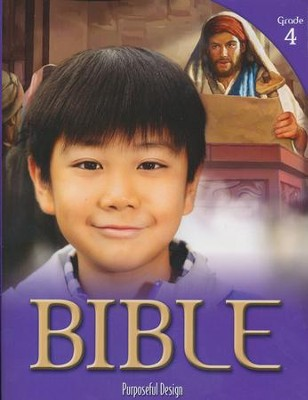 Bible Grade 4 Student Edition- Revised  -