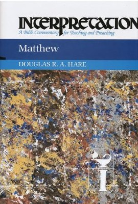 Matthew, Interpretation Commentary  -     By: Douglas Hare