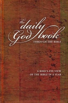 Daily God Book: Through the Bible: A Bird's-Eye View of the Bible in a Year  -     By: Skip Heitzig