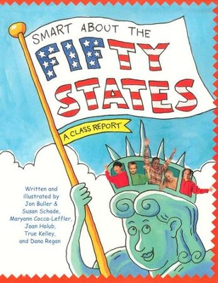 Smart About the Fifty States  -     By: Jon Buller, Susan Schade