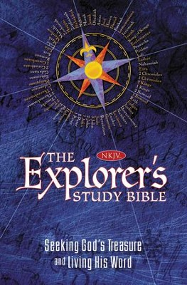 NKJV The Explorer's Study Bible   -