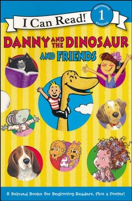 Danny and the Dinosaur and Friends: Level One Box Set  -     By: Various Authors