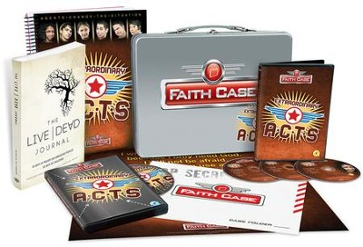 Faith Case: Extraordinary A C T S   -     By: Gospel Publishing House