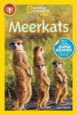 National Geographic Readers: Meerkats  -     By: Laura Marsh