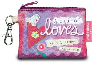 A Friend Loves, Coin Purse  -