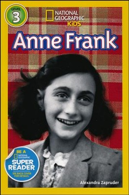 National Geographic Readers: Anne Frank  -     By: Elizabeth Carney