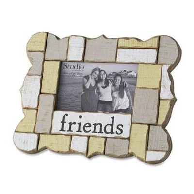 Friends, Photo Frame  -     By: Holly Christine Moody