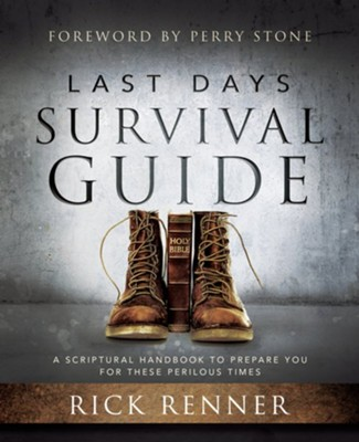 Last Days Survival Guide  -     By: Rick Renner