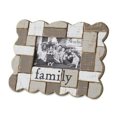 Family, Photo Frame  -     By: Holly Christine Moody