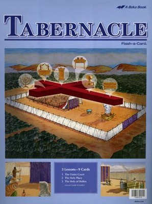 Abeka Tabernacle Flash-a-Card Set   -
