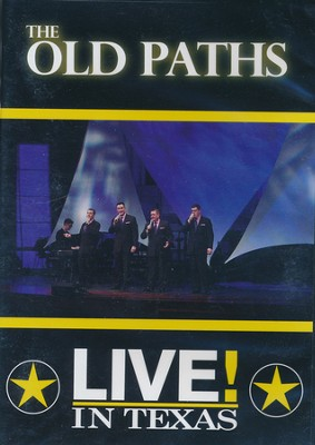 Live! In Texas, DVD   -     By: The Old Paths