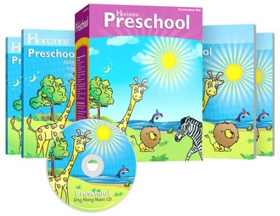 Horizons Preschool Curriculum Kit   -