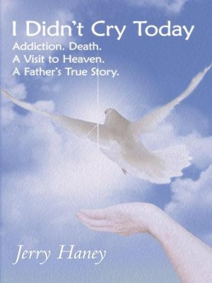 I Didn't Cry Today: Addiction. Death. A Visit to Heaven. A Father's True Story - eBook  -     By: Jerry Haney