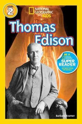 National Geographic Readers: Thomas Edison  -     By: National Geographic Kids