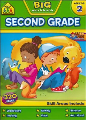 Big Second Grade   -