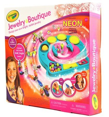 Crayola, Jewelry Boutique  -