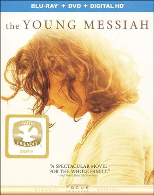The Young Messiah, Blu-ray/DVD Combo   -