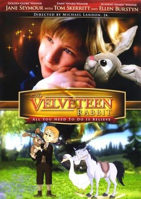 The Velveteen Rabbit DVD  -