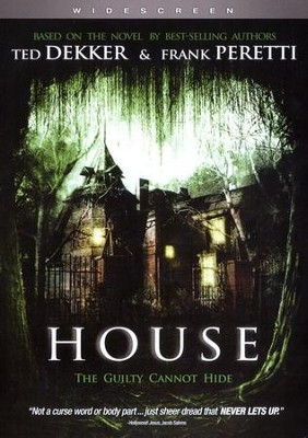 House, DVD   -     By: Ted Dekker, Frank Peretti