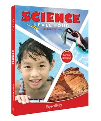 Science Grade 4: Student Notebook  -