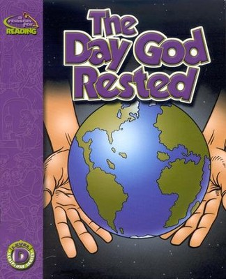 A Reason For Reading, Level D: Day God Rested   -