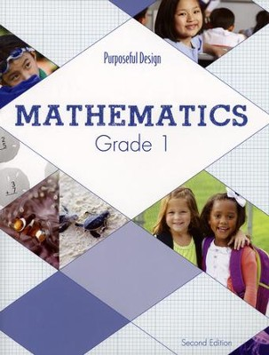 ACSI Math Student Worktext Grade 1 (2nd Edition)  -