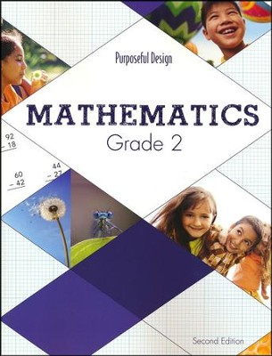 ACSI Math Student Worktext Grade 2 (2nd Edition)  -