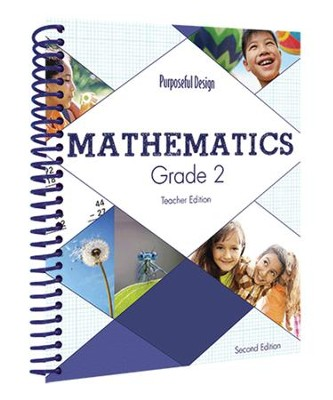 ACSI Math Teacher's Edition, Grade 2 (2nd Edition)  -