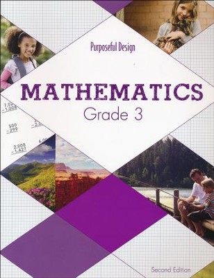 ACSI Math Student Worktext Grade 3 (2nd Edition)  -