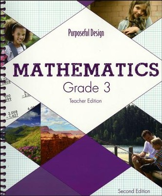 ACSI Math Teacher's Edition, Grade 3 (2nd Edition)  -