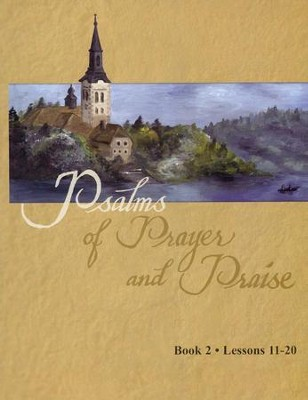 Psalms of Prayer & Praise, Book 2   -